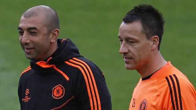 Di Matteo stands by Terry