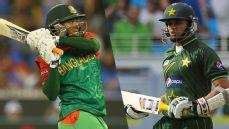 Bangladesh and Pakistan ready to square off