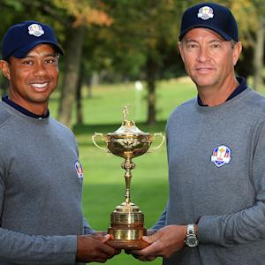 Tour Confidential: Is the Ryder Cup Vice Captaincy a Sign of Tiger Slowing Down?