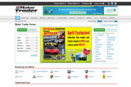 Motor Trader is an excellent resource when looking for used cars