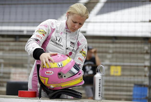 Indianapolis 500 finds women drivers in short supply