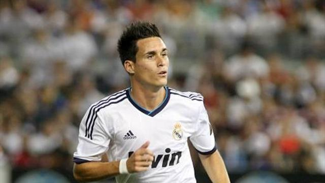 Liga - Napoli agree Callejon deal with Real Madrid - report