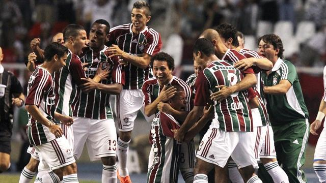 World Football - A little is a lot for Brazilian champions Fluminense