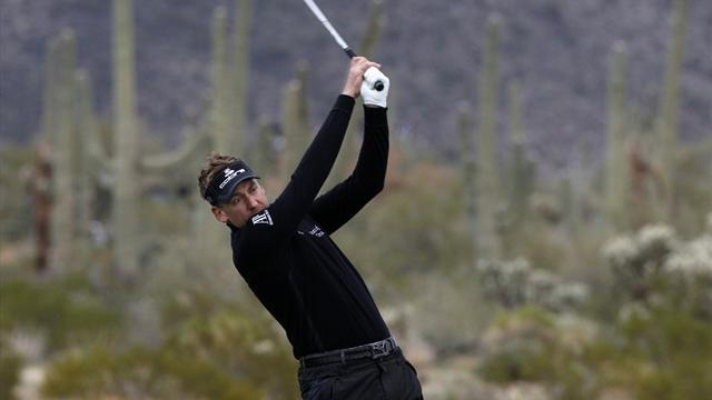 Golf - Relief for Poulter after first round win