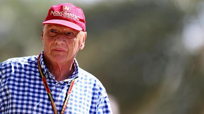 Formula 1 - Lauda: F1 must end nanny state rules