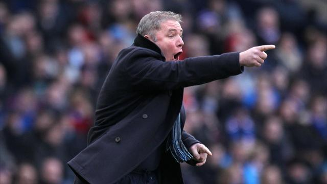 Football - McCoist furious with league plans