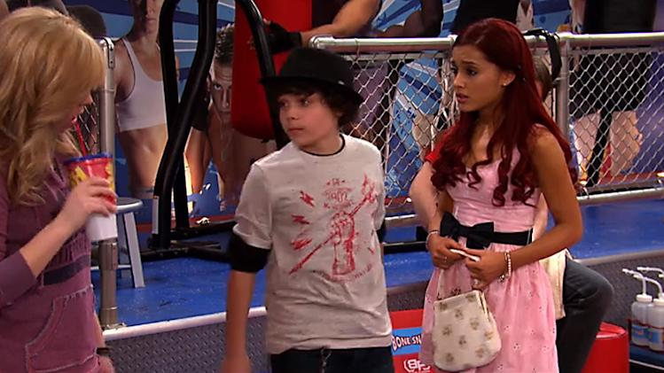 """Sam & Cat"" - ""#NewGoat"""