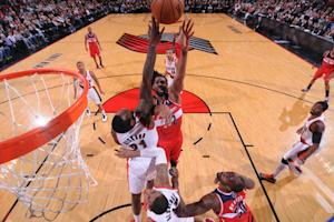Crawford's 3 gives Wizards 98-95 win over Blazers