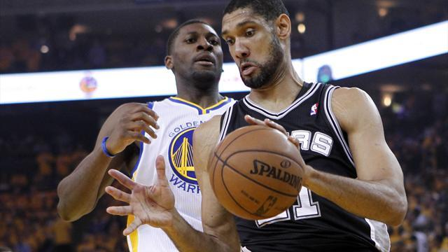 Basketball - Spurs to tackle Grizzlies after overcoming Warriors