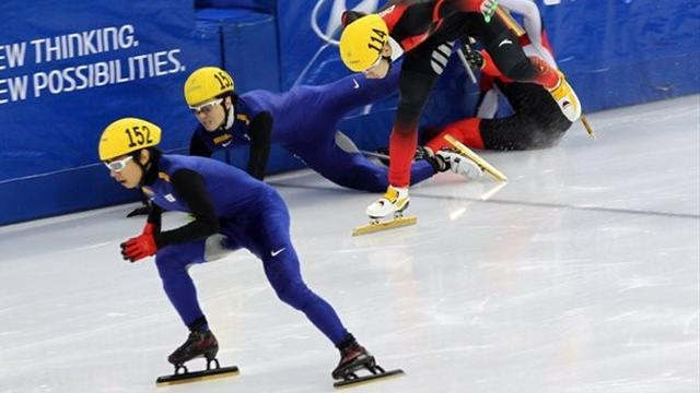 Christie impresses as Kwak claims golds