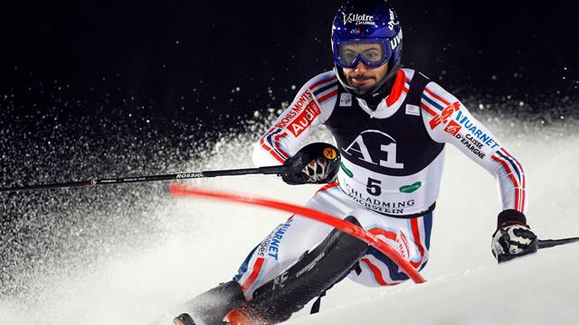 Alpine Skiing - Grange returns to slopes in Italy