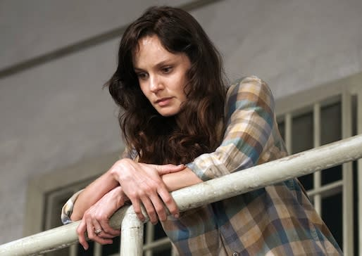 Walking Dead's Sarah Wayne Callies On Her Biggest Regret, Being 'Barred' From the Set and Why 2 Broke Girls Is Probably Not in Her Future