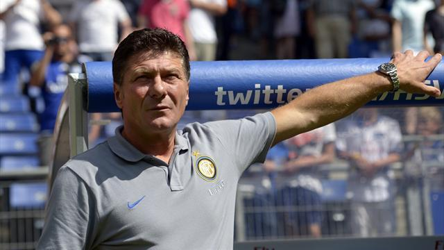 Serie A - Mazzarri cure working, says Jonathan