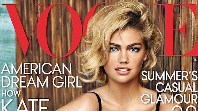 Kate Upton to Critics: 'I Love My Body'