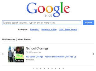 How to Find Hot Topics to Blog About image Google Trends for Writing Ideas