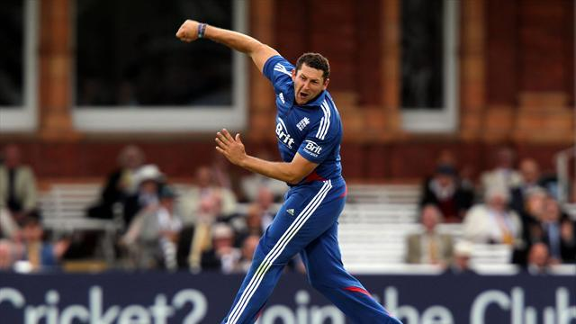 Cricket - Bresnan inspires superb start