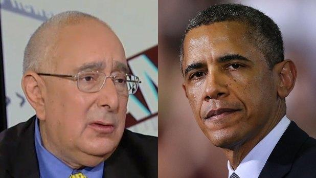 Ben Stein Thinks Obama Is the 'Most Racist President There Has Ever Been' (Video)