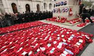 Remembrance Day 2014: £50m To Mark Milestone