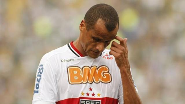 World Football - Rivaldo signs for new club at age 40