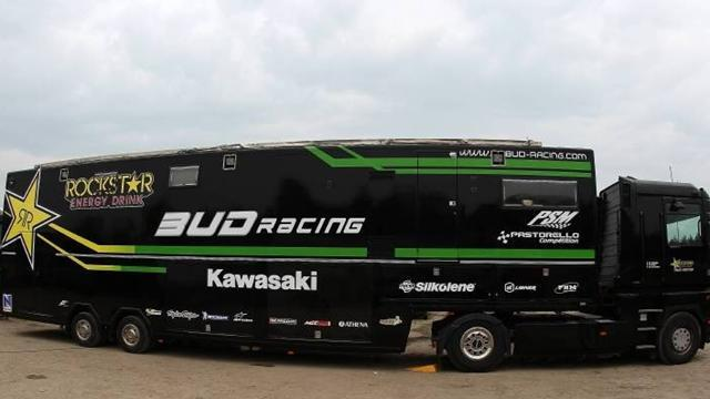 Superbike - Sandi positive after Kawasaki test