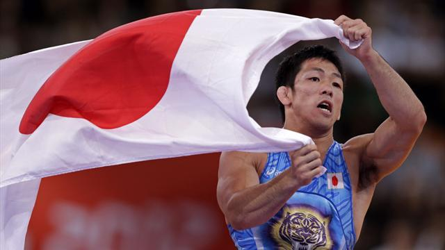 Yonemitsu extends Japan's Olympic wrestling success