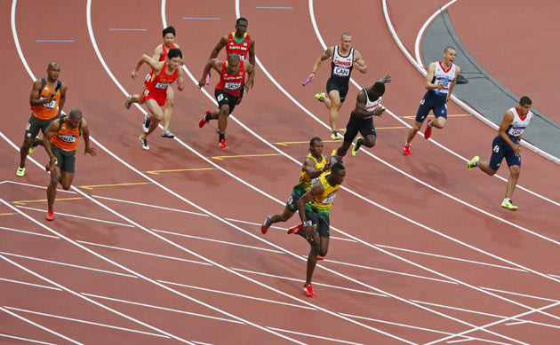 Top Five Odd Olympic Questions Answered