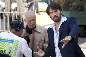 Directors Guild Agrees: Ben Affleck Is the Man and 'Argo' Is the Movie