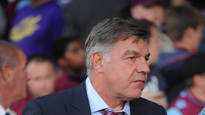 Sam Allardyce, pictured, is determined to protect Andy Carroll from a repeat of his injury
