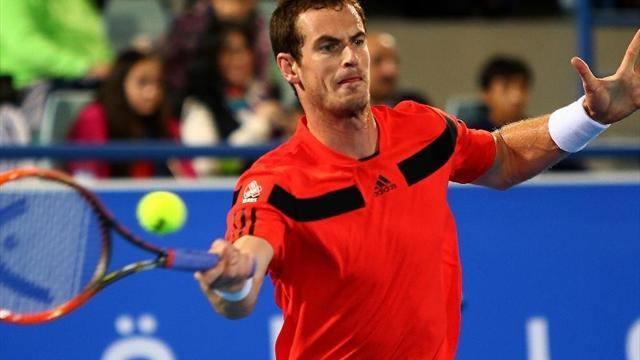 Australian Open men - Murray v Soeda: LIVE
