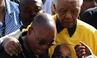 Mandela Recovering As ANC Chooses New Leader