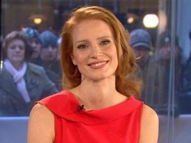Jessica Chastain: I Don't Want to Be Typecast