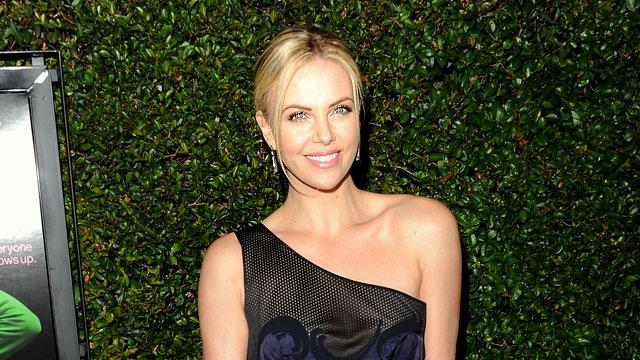 Charlize Says Mommyhood is 'Incredible'