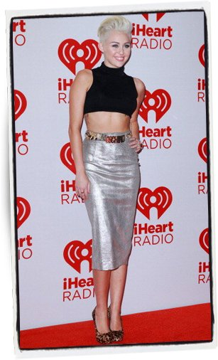 Miley - Getty Images