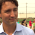 Justin Trudeau makes campaign stop in Winnipeg