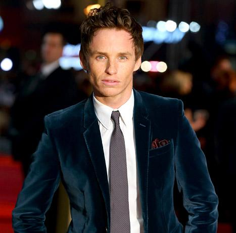 Eddie Redmayne Compares Les Miserables Audition to American Idol Tryouts