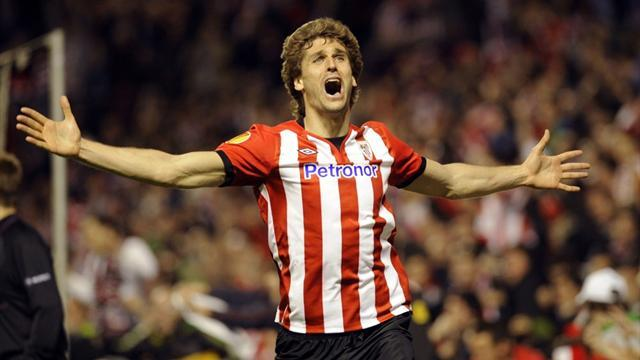 Liga - Llorente returns to training