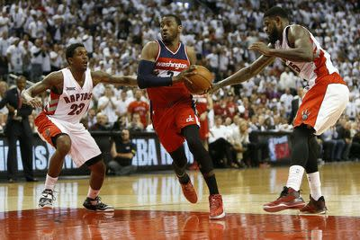 Wizards vs. Raptors, 2015 NBA playoffs: Time, TV schedule and online streaming for Game 2