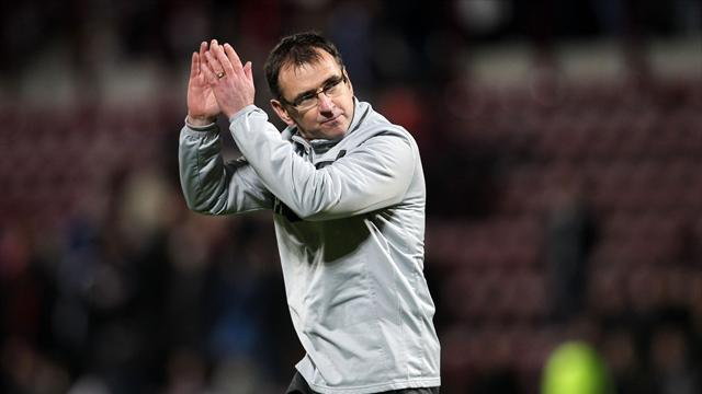 Scottish Premier League - Fenlon focused on Hearts