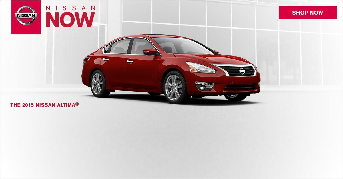 Get More Of What You Want at Nissan Now.