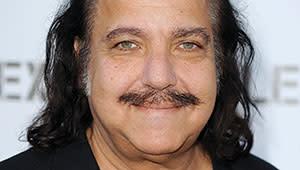Porn Legend Ron Jeremy Hospitalized with Heart Aneurysm