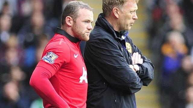 Premier League - Moyes tried to get Rooney to play for Scotland