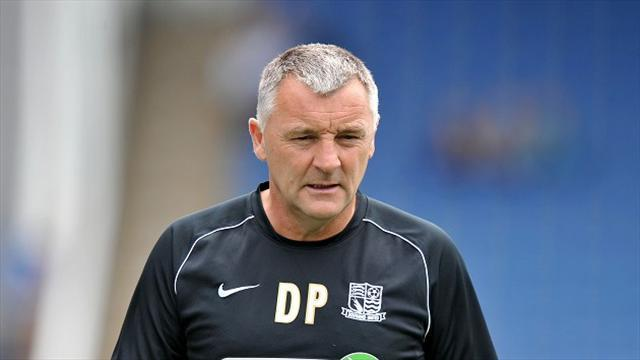 Football - Penney positive after Pirates point