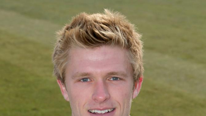 Cricket - David Willey File Photo