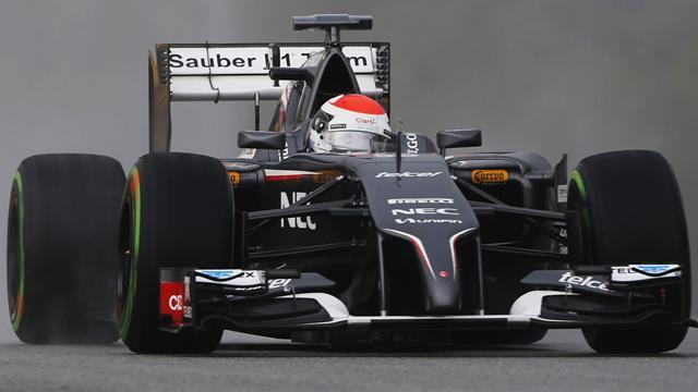 Formula 1 - Bahrain race will be thirsty work for Sutil