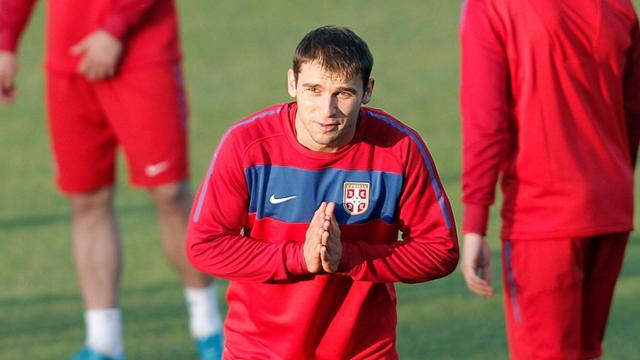 Football - Serbia have nothing to lose against Croatia, says Ivanovic