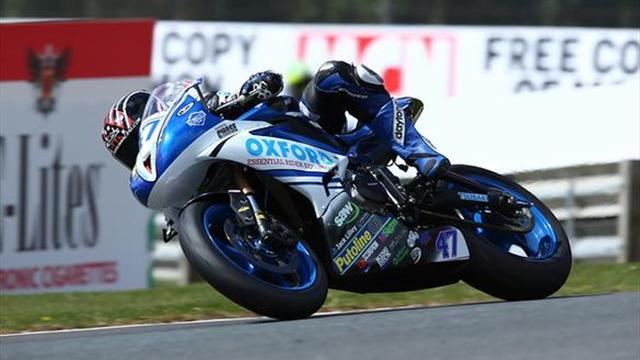 Superbikes - Oulton BSB: Cooper targets Supersport top six