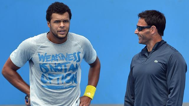 Tennis - Tsonga 'will break Grand Slam duck'
