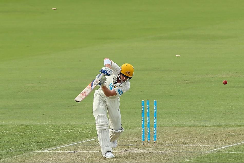 Sheffield Shield - Warriors v Tigers: Day 1