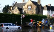 Weather: Britain Braced For More Flood Chaos