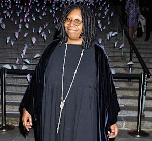 """Whoopi Goldberg: """"I Don't Care"""" Who Replaces Elisabeth Hasselbeck and Joy Behar on The View"""